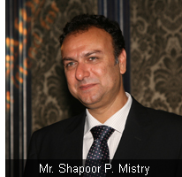 shapoor Mistry